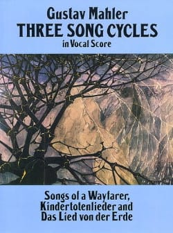 Gustav Mahler - Three Song Cycles - Sheet Music - di-arezzo.com