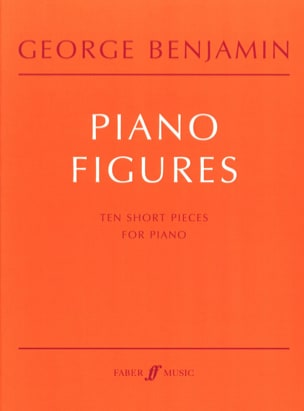 Piano Figures George Benjamin Partition Piano - laflutedepan