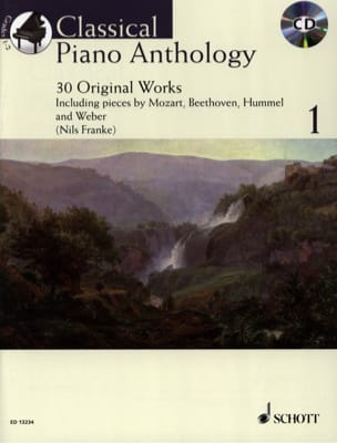 Classical Piano Anthology. Volume 1 - Partition - laflutedepan.com