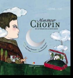 Monsieur Chopin Norac Carl / Chopin Frédéric Livre laflutedepan