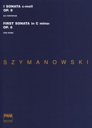 Sonate n° 1 op. 8 - Karol Szymanowski - Partition - laflutedepan.com