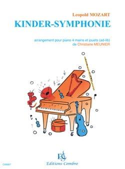 Leopold Mozart - Kinder-Symphonie - Partition - di-arezzo.fr