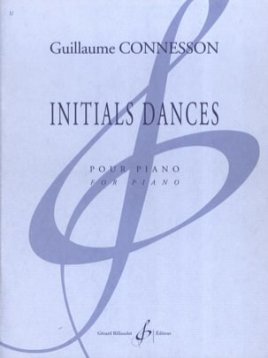 Guillaume Connesson - Initials Dances - Sheet Music - di-arezzo.co.uk