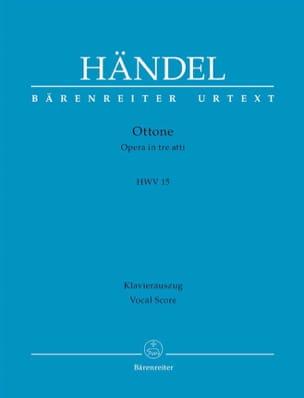 Ottone. HWV 15 - Georg-Friedrich Haendel - laflutedepan.com