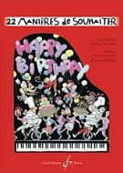 Edouard Delale - 22 Ways to Wish Happy Birthday - Sheet Music - di-arezzo.co.uk