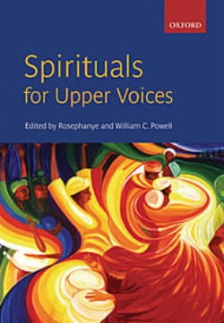 Spirituals For Upper Voices - Partition - di-arezzo.fr