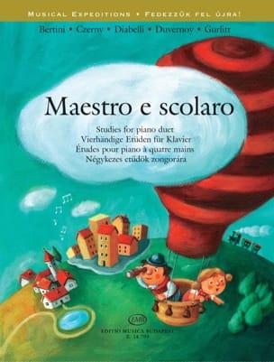 - Maestro y Scolare - Partitura - di-arezzo.es