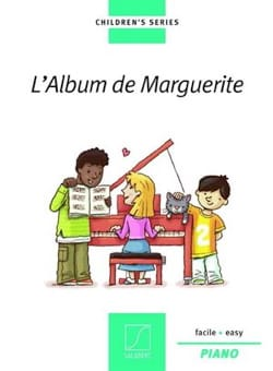 L'album de Marguerite - Partition - di-arezzo.fr