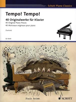 Tempo! Tempo! - Partition - di-arezzo.fr