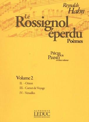Le Rossignol Eperdu. Poèmes Volume 2 - laflutedepan.com