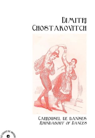 CHOSTAKOVITCH - Carousel of Dances - Sheet Music - di-arezzo.com