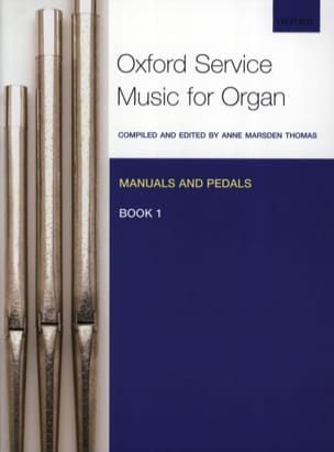 - Oxford Service Music For Organ. Volume 1 - Partition - di-arezzo.fr