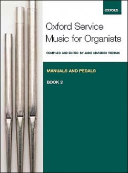 - Oxford Service Music For Organ. Volume 2 - Partition - di-arezzo.fr