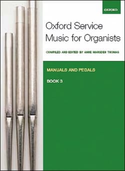 - Oxford Service Music For Organ. Volume 3 - Partition - di-arezzo.fr