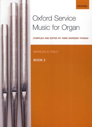 Oxford Service Music For Organ. Volume 2 - Sheet Music - di-arezzo.com