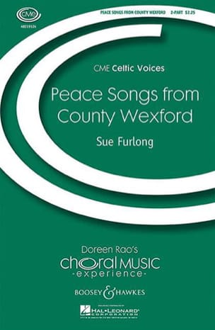 Peace Songs From Country Wexford - Sue Furlong - laflutedepan.com