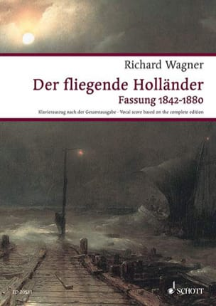 Der Fliegende Holländer Wwv 63 - Richard Wagner - laflutedepan.com