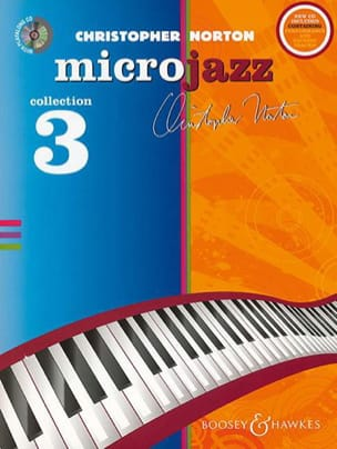 Microjazz Collection 3 Level 5 - Christopher Norton - laflutedepan.com
