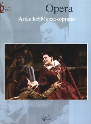 Opera Arias. mezzo - Sheet Music - di-arezzo.co.uk