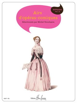 Operatic-comic tunes. Soprano. Volume A - Sheet Music - di-arezzo.co.uk