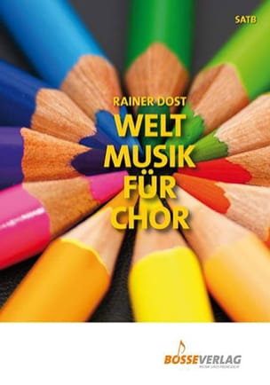 Welt Musik Für Chor () - Partition - Chœur - laflutedepan.com