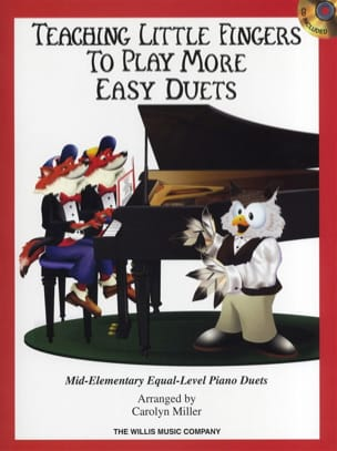 Teaching Little Fingers To Play More Easy Duets laflutedepan