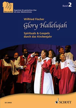 - Glory Hallelujah. Volume 2 - Sheet Music - di-arezzo.co.uk