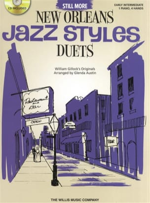 William Gillock - Still More New Orleans Jazz Styles Duets - Partition - di-arezzo.ch