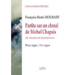 Partita sur un Choral de Michel Chapuit - laflutedepan.com