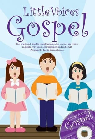- Little Voices Gospel - Partition - di-arezzo.fr