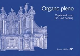 - Organo Pleno - Sheet Music - di-arezzo.com
