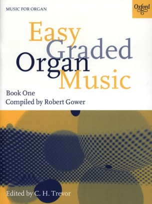Easy Graded Organ Music Volume 1 Partition Orgue - laflutedepan