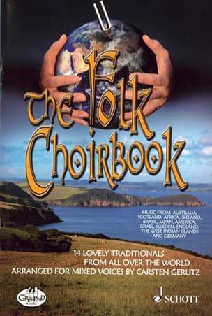 The Folk Choirbook Partition Chœur - laflutedepan