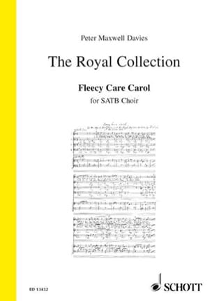 Fleecy Care Carol - Davies Peter (Sir) Maxwell - laflutedepan.com