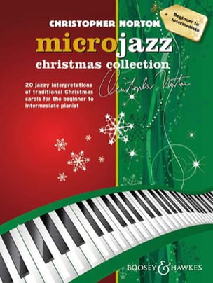 Christopher Norton - Microjazz Christmas Collection. Beginner Level A Intermediate - Sheet Music - di-arezzo.co.uk