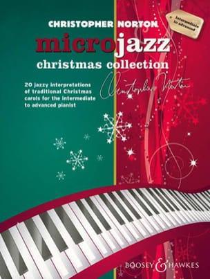 Christopher Norton - Microjazz Christmas Collection. Niveau Intermédiaire A Avancé - Partition - di-arezzo.fr