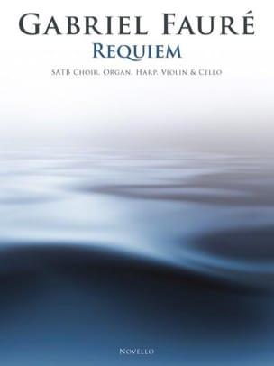 Requiem - Gabriel Fauré - Partition - laflutedepan.com