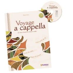Voyage A Cappella Régine Gesta Livre laflutedepan