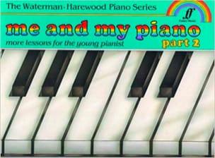 Waterman - Harewood - Ich und mein Klavier Teil 2 - Noten - di-arezzo.de