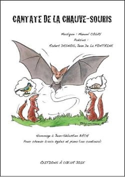 Manuel Coley - Cantata of the Bald Mouse - Sheet Music - di-arezzo.com