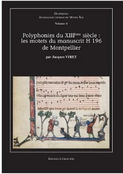 - Polyphonies Of The 13th Century - Sheet Music - di-arezzo.co.uk