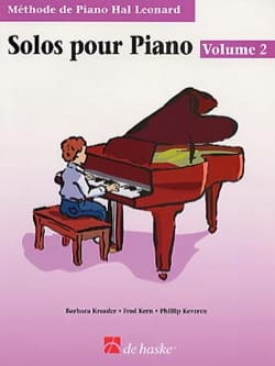 Kreader / Kern Jerome / Keveren - Solos Pour Piano Volume 2 - Partition - di-arezzo.fr