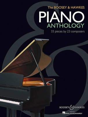 - The Boosey - Hawkes Piano Anthology - Sheet Music - di-arezzo.co.uk