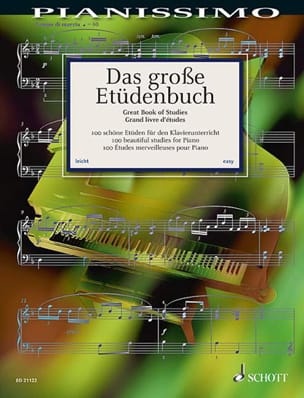 - 100 Wonderful Etudes For Piano. - Sheet Music - di-arezzo.co.uk