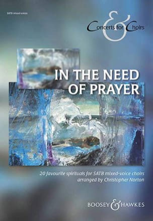 In The Need Of Prayer - Partition - Chœur - laflutedepan.com
