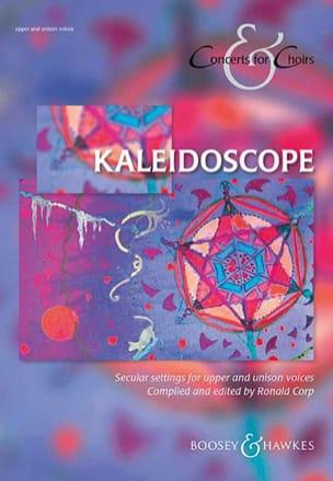 Kaleidoscope Partition Chœur - laflutedepan