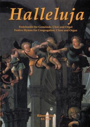 - Hallelujah-Festliche Choräle - Partition - di-arezzo.fr