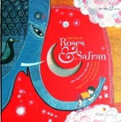 Comptines de Roses et de Safran - Livre - laflutedepan.com
