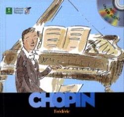 Frédéric Chopin CHOPIN Livre laflutedepan