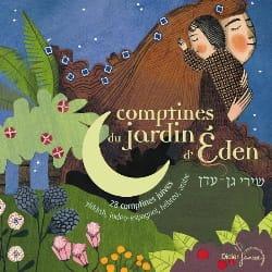 Comptines Du Jardin D'Eden - Livre - laflutedepan.com